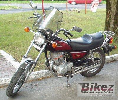 1983 Honda CM 125 C