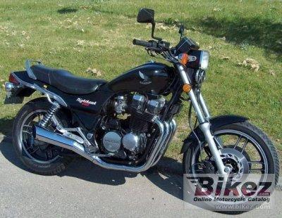 1984 Honda CB 650 SC Nighthawk