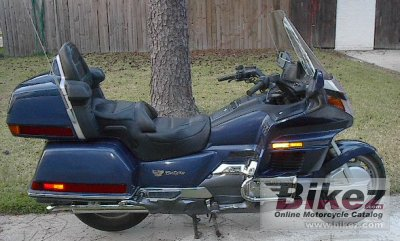 1988 Honda GL 1500-6 Gold Wing