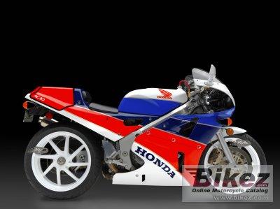 1990 Honda VFR 750 R - RC 30
