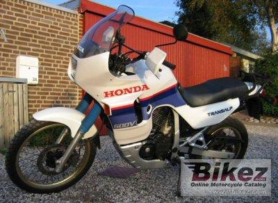 1990 Honda XL 600 V Transalp