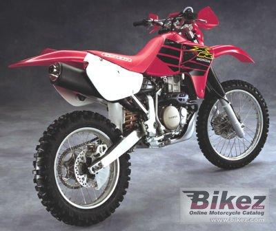 2001 Honda XR 650 R