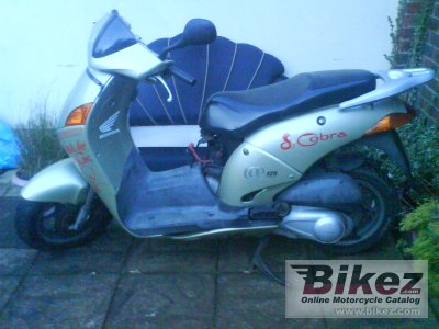 2003 Honda @ 125