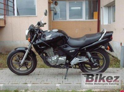 2003 Honda CB 500