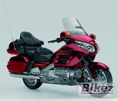 2007 Honda Gold Wing Audio - Comfort - Navi - ABS