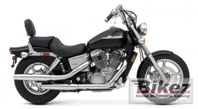 2007 Honda Shadow Spirit