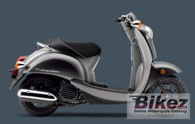 2010 Honda Metropolitan