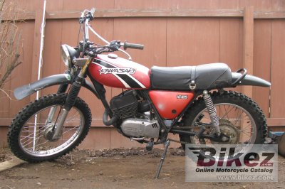 1976 Kawasaki KE 125