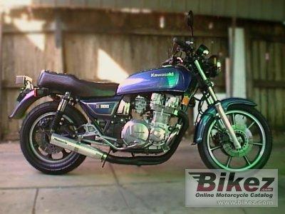 1983 Kawasaki Z 1100 ST