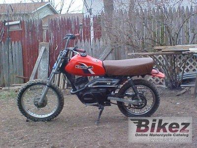 1986 Kawasaki KD 80 M