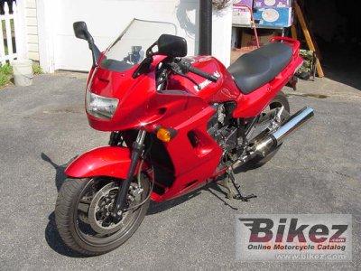 1995 Kawasaki GPZ 1100
