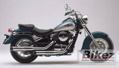 1998 Kawasaki VN 800 C Classic