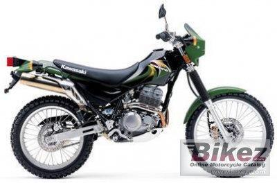 2003 Kawasaki KL250-G7 Super Sherpa