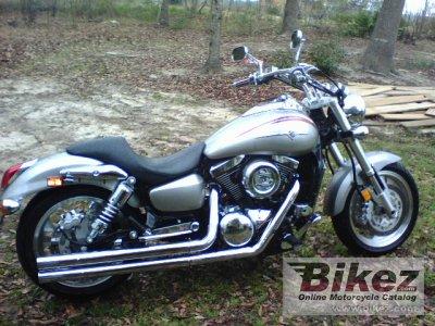 2003 Kawasaki VN 1500 Mean Streak