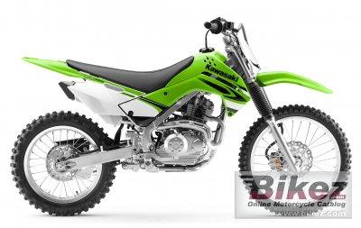 2008 Kawasaki KLX140L