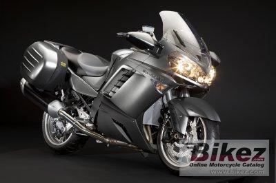 2009 Kawasaki 1400 GTR