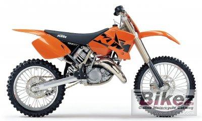 2003 KTM 125 SX