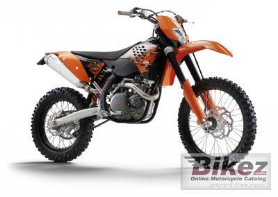 2008 KTM 450 EXC-R