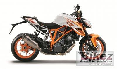 2016 KTM 1290 Super Duke R SE