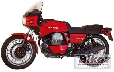 1980 Moto Guzzi 850 Le Mans II