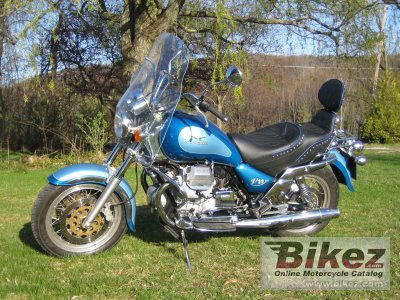 1998 Moto Guzzi 1100 California EV