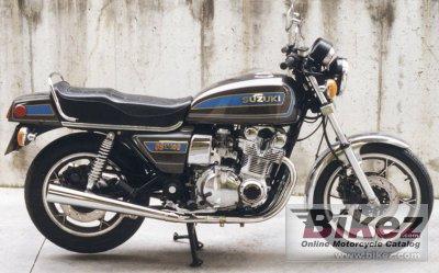 1980 Suzuki GS 1000 G
