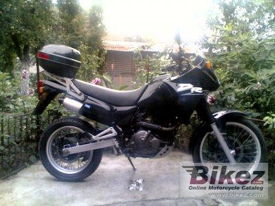 1993 Suzuki DR 650 RSE