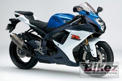 2011 Suzuki GSX-R750