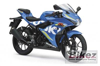 2018 Suzuki GSX-R125