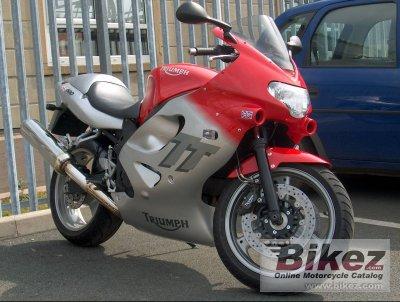 2001 Triumph TT 600