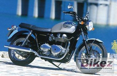 2002 Triumph Bonneville