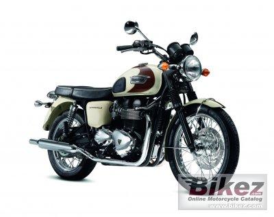 2011 Triumph Bonneville T100