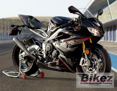 2021 Triumph Daytona Moto2 765