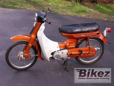 1972 Yamaha U7E