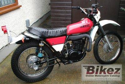 1976 Yamaha DT 250