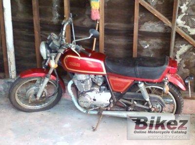 1976 Yamaha XS 360 C