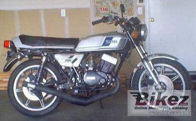 1978 Yamaha RD 400
