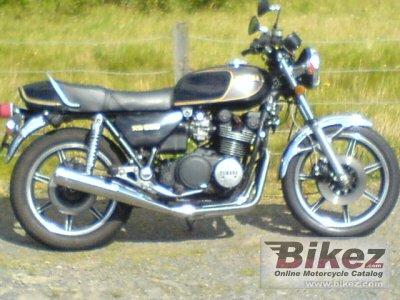 1980 Yamaha XS 850