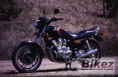 1981 Yamaha XJ 750 Seca