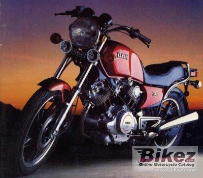 1981 Yamaha XV 920 RH