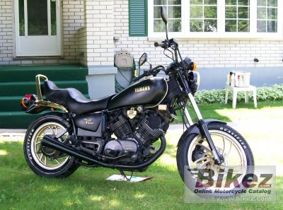 1983 Yamaha XV750 Virago