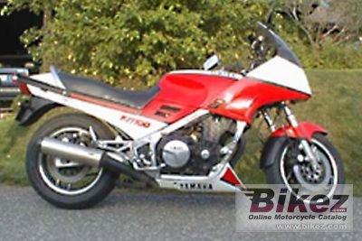 1985 Yamaha FJ 1100