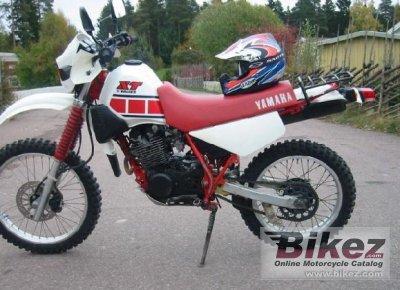 1985 Yamaha XT 350