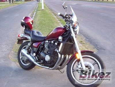 1986 Yamaha XJ 750 Maxim X