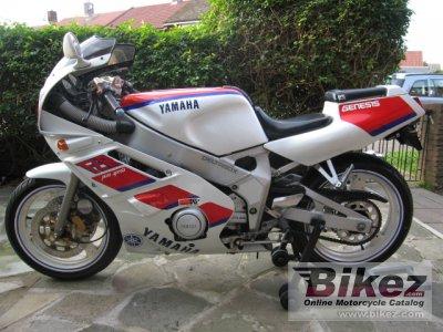 1989 Yamaha FZR 400