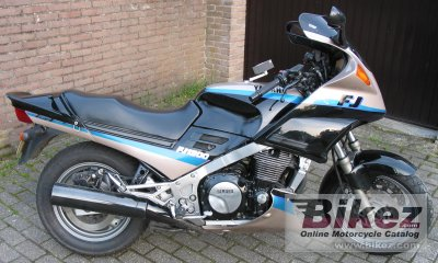 1993 Yamaha FJ 1200