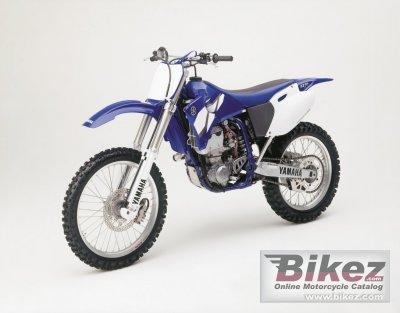 2002 Yamaha YZ 426 F