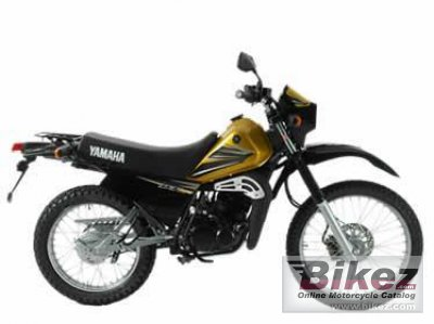 2004 Yamaha DT 175