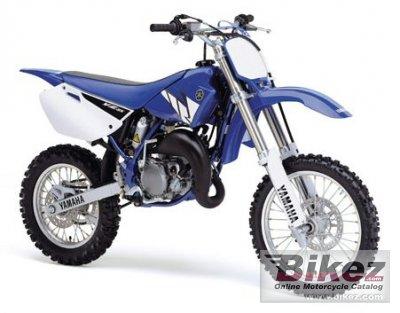 2004 Yamaha YZ 85