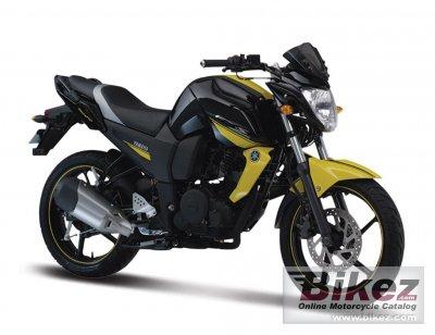 2009 Yamaha FZS
